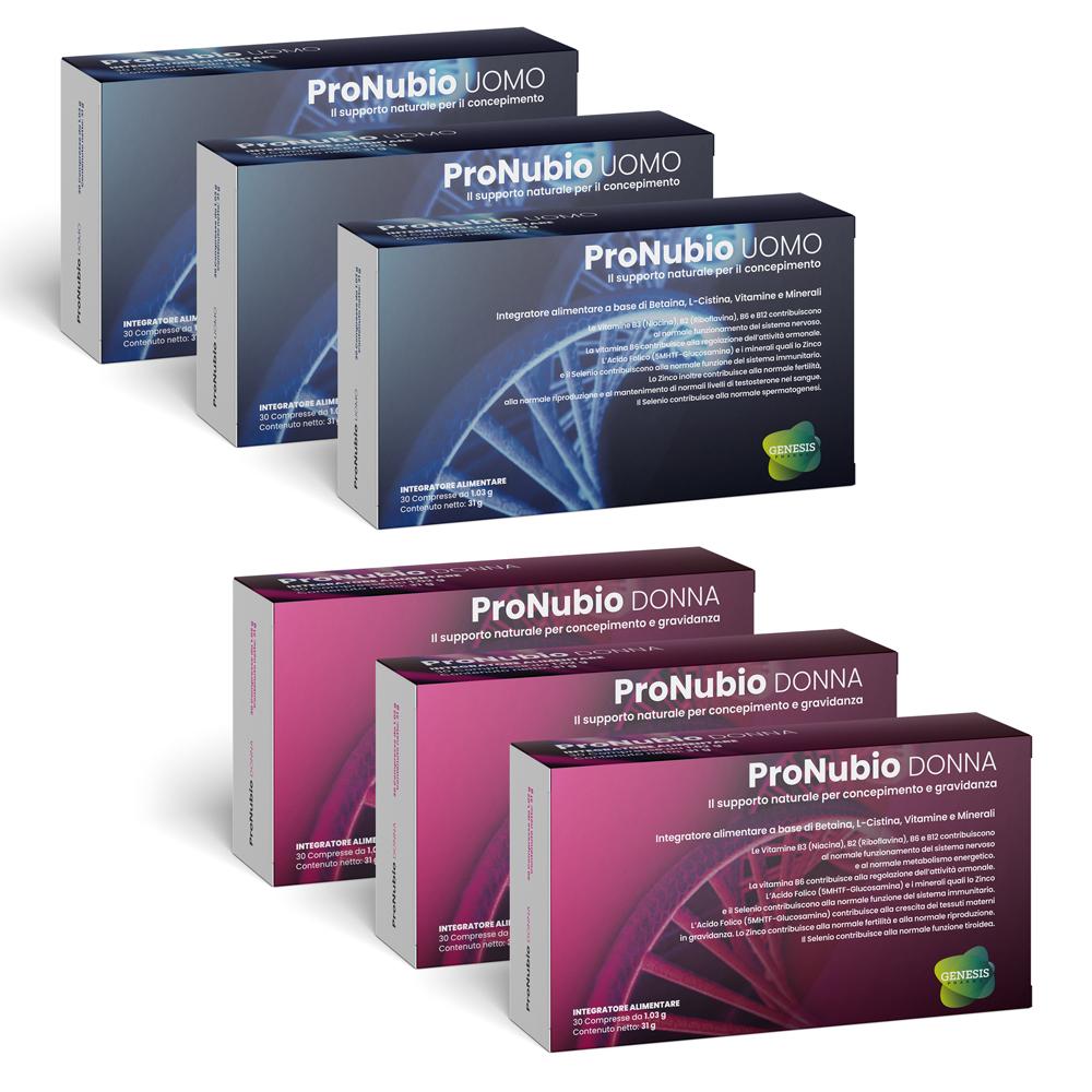 pronubio-trattamento-3-mesi-integratore-fertilita
